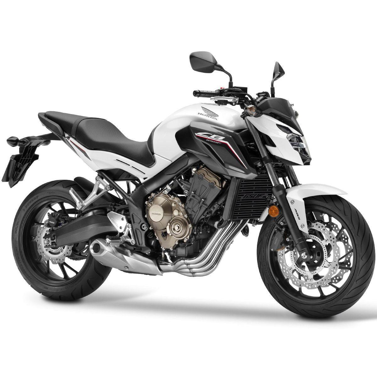 Protetor de Radiador Aço Carbono Honda CB650 F CB650F 2015 2016 2017