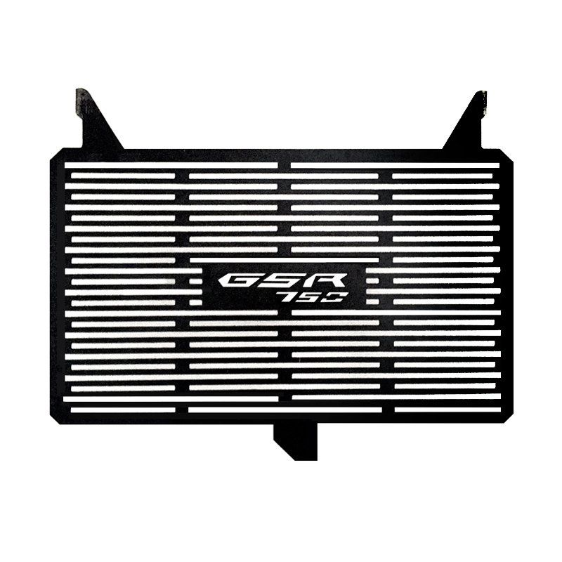 Protetor de Radiador Aço Carbono GSR 750 GSR750 2015 2016 2017
