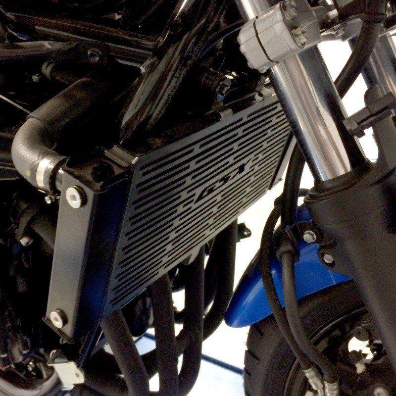 Protetor de Radiador Aço Carbono GSX650F GSX650 F