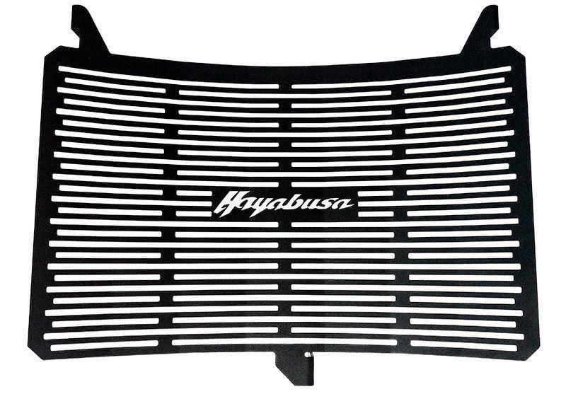 Protetor de Radiador Aço Carbono Hayabusa 1300
