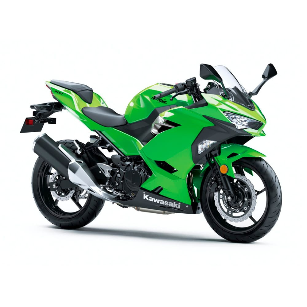 Protetor de Radiador Aço Carbono Kawasaki Ninja 400 2019 a 2020