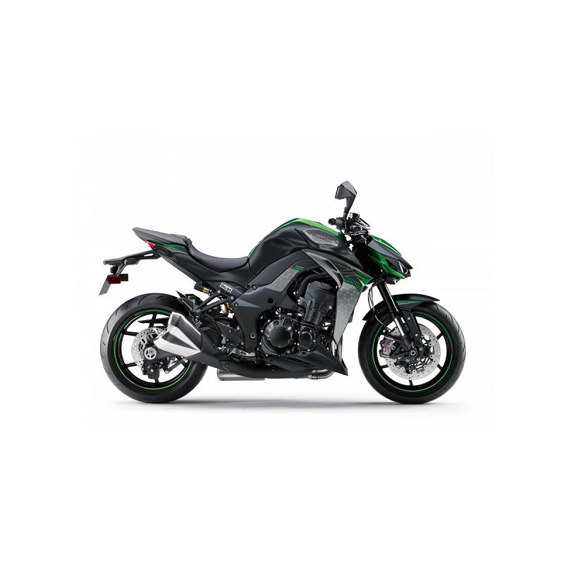 Protetor de Radiador Aço Carbono Kawasaki Z1000 Z 1000 2011 2012 2013 2014 2015 2016 2017 2018 2019 2020