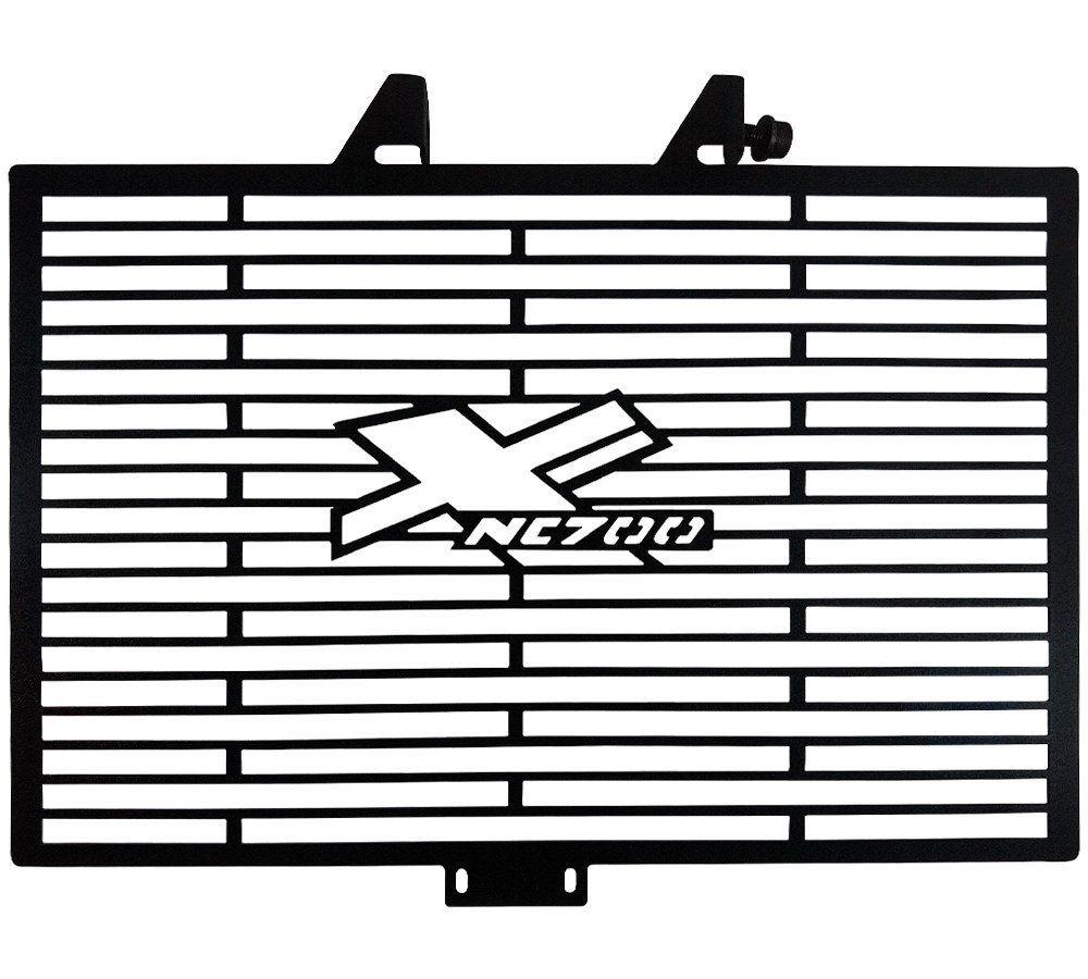 Protetor De Radiador Aço Carbono Nc700x Nc700 X Todas