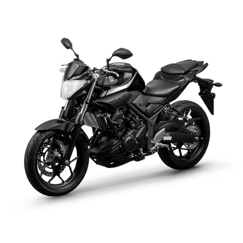 Protetor Farol Acrílico Yamaha MT 03 2016 2017 2018 2019 2020