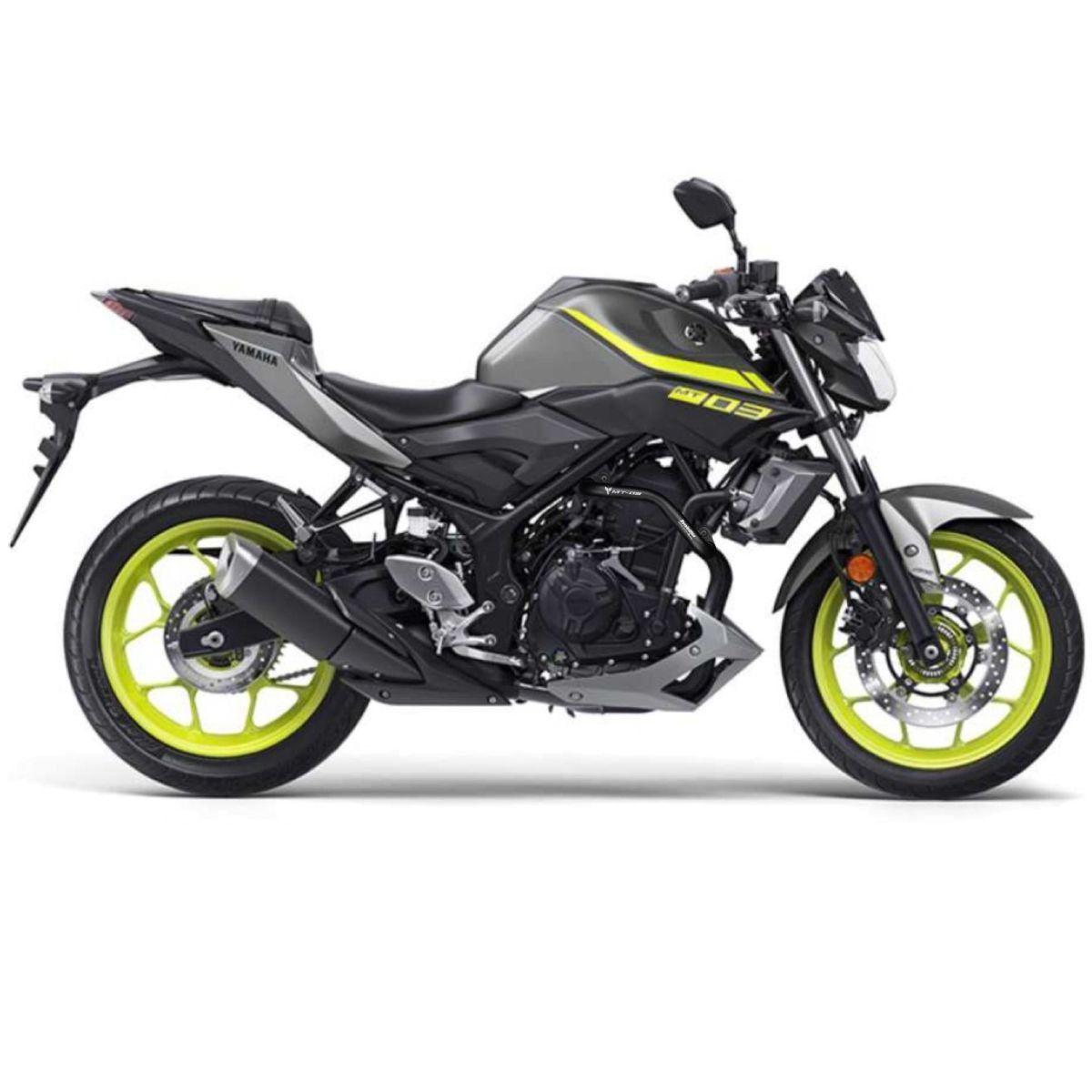 Protetor de Motor Carenagem Yamaha MT 03 2015 2016 2017 2018 2019 2020