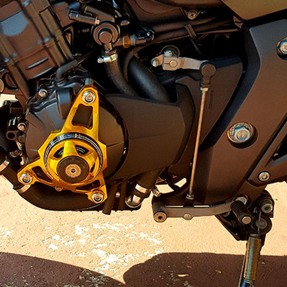 Slider de Motor Estrela Hornet CB 600F CB600F 2008 2009 2010 2011 2012 2013 2014
