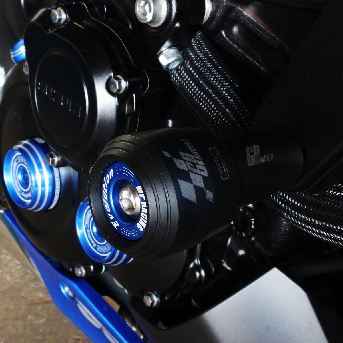 Slider Evolution GP Nylon Yamaha Fazer 250 12 13 14 15 16 17