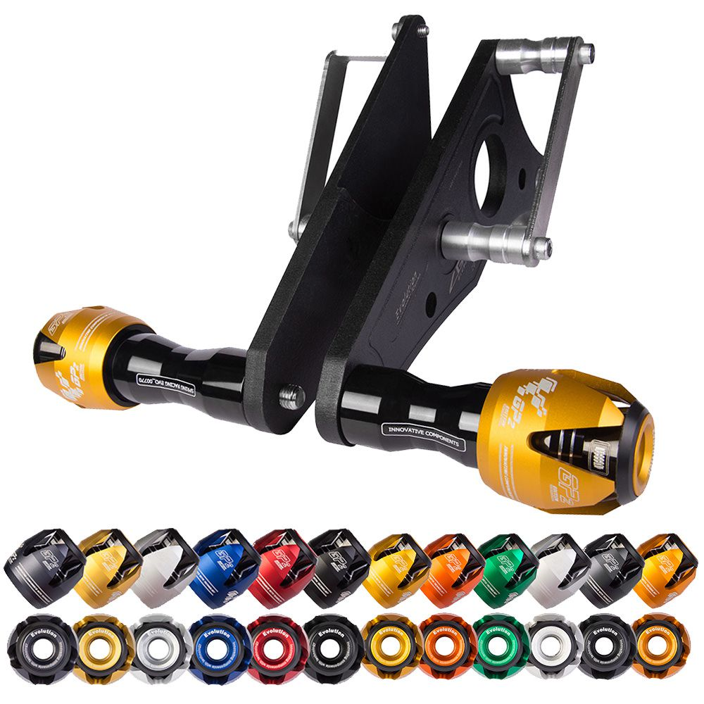 Slider GP2 Evolution CBR 600RR CBR600RR 2013 2014 2015 2016