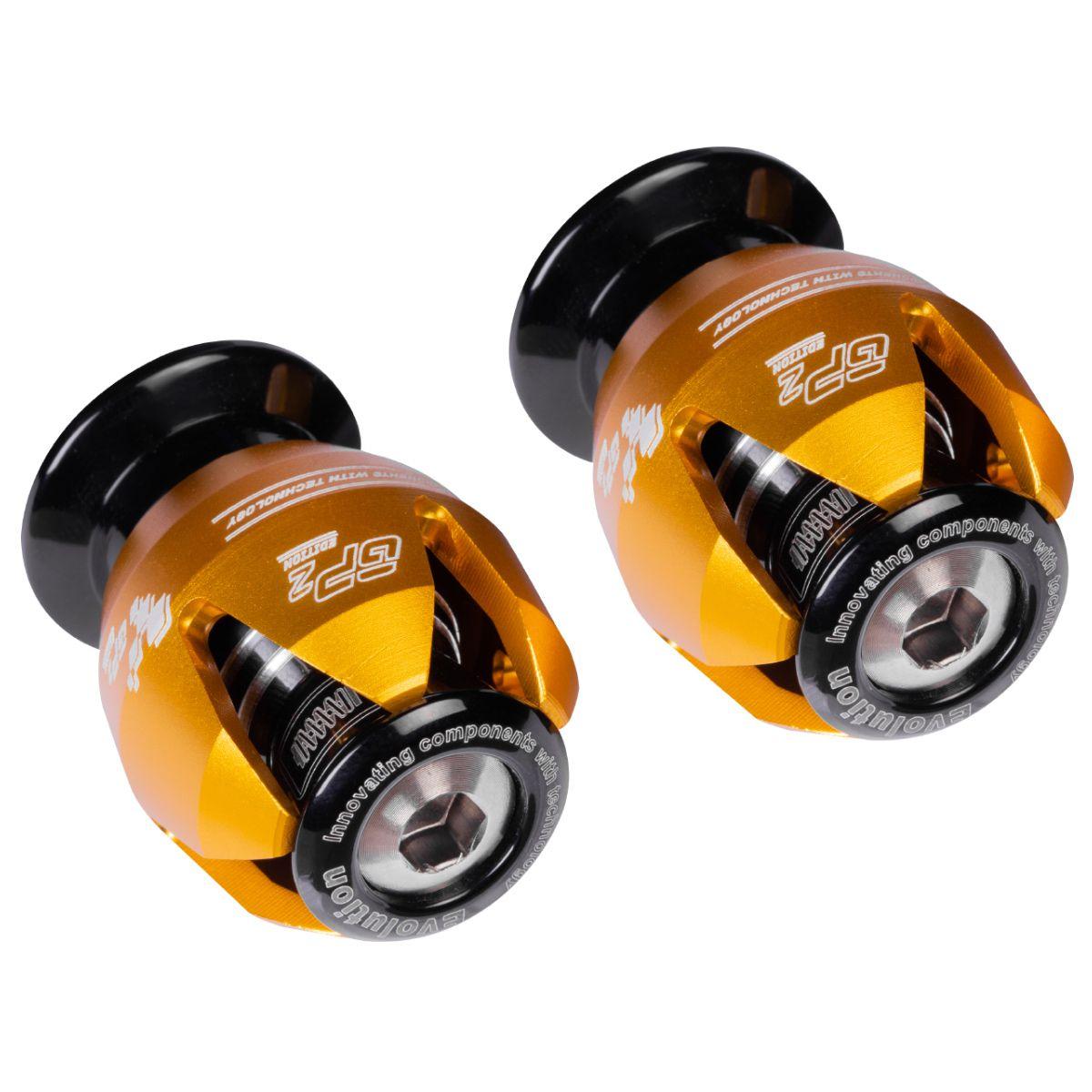 Slider traseiro  cbr 250r 2012 balança honda gp2 edition