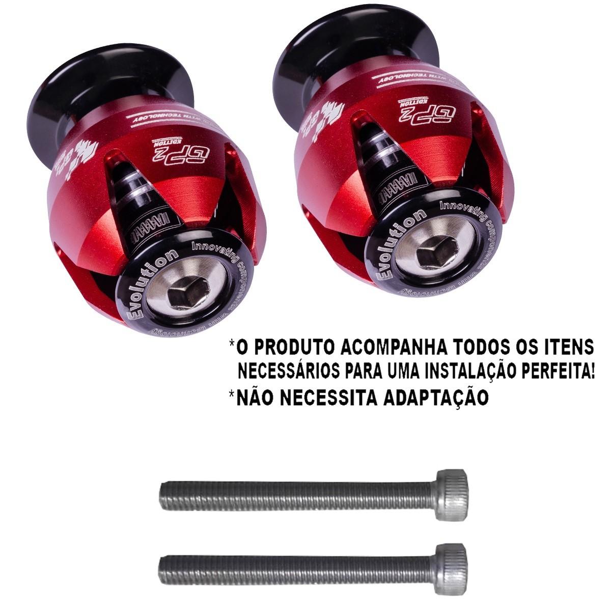 Slider traseiro R1 2004 2005 2006 2007 2008 2008 2009 2010 2011 2012 2013 2014 balança yamaha gp2 edition