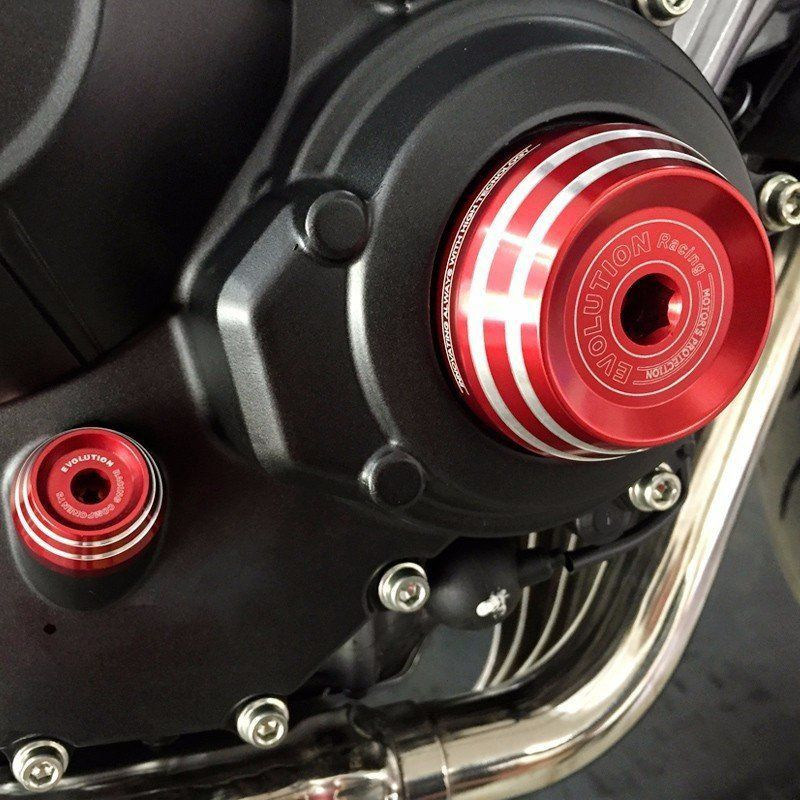 Tampa de Óleo Evolution Esportiva Moto Ducati Monster 696