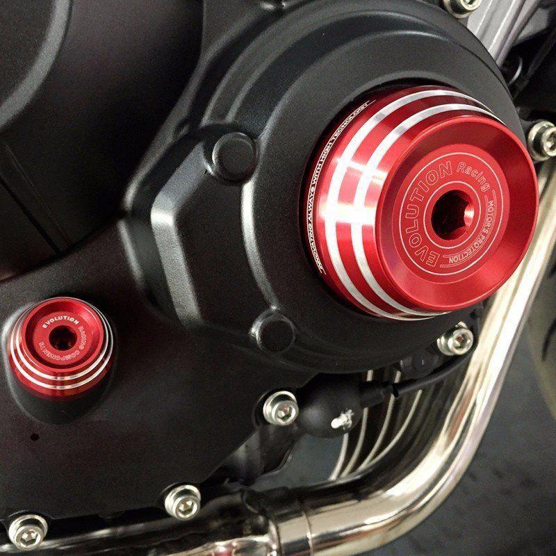 Tampa de Óleo Evolution Esportiva Yamaha MT03 MT 03 15 16 17 18