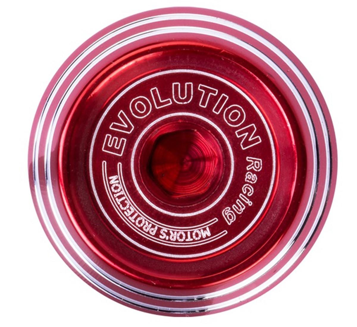 Tampa de Óleo Evolution Esportiva Yamaha YBR 125 Factor Todas