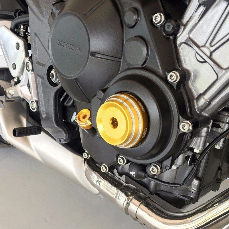 Tampa do Motor Evolution Racing CB650 F CB 650 F 14 15 16 17