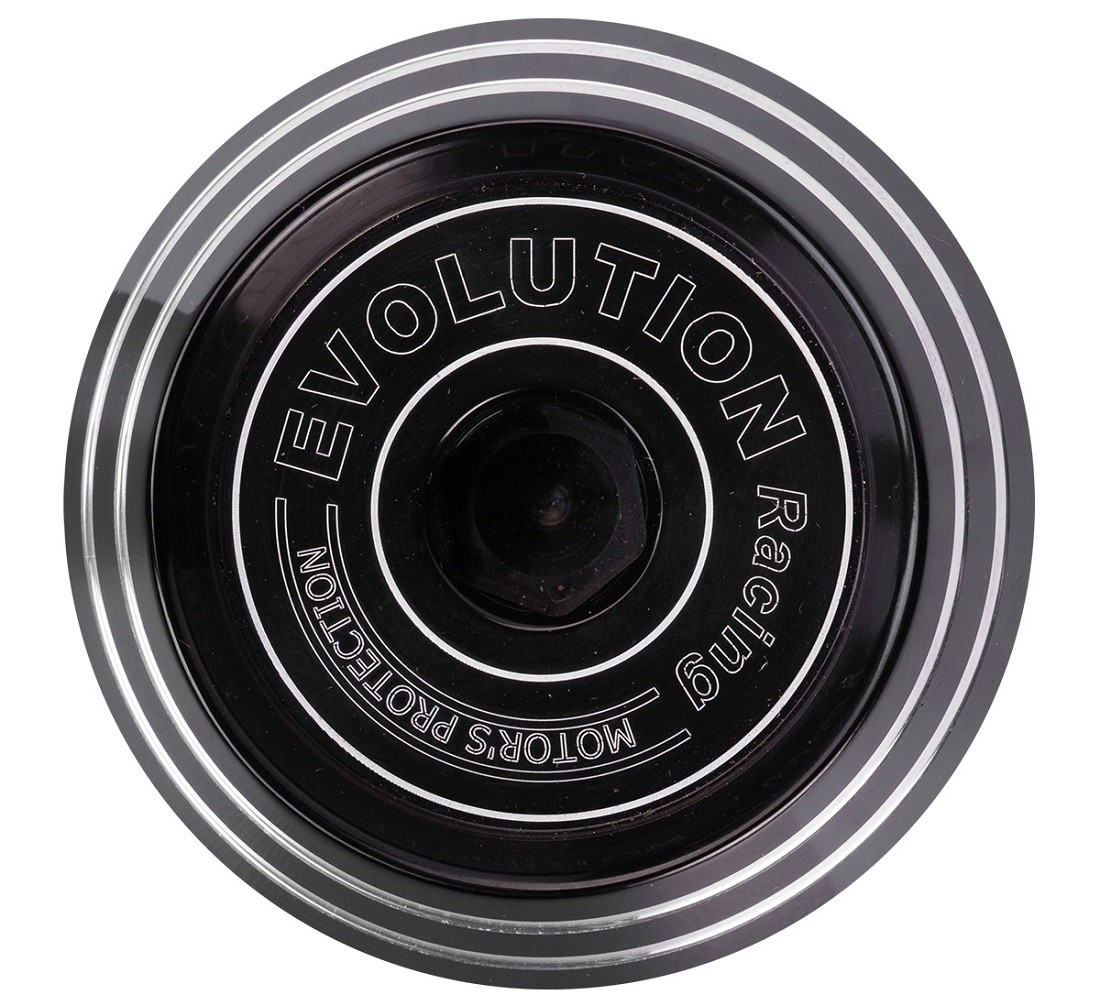Tampa do Motor Evolution Racing CB 600 F Hornet 04 05 06 07