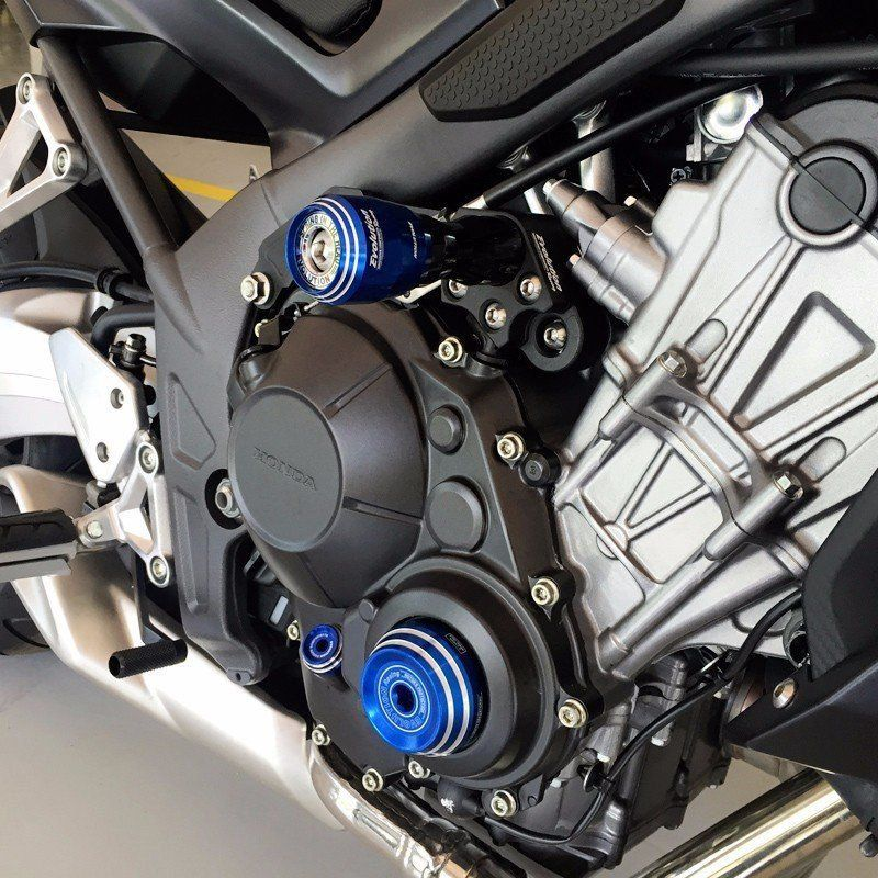 Tampa do Motor Evolution Racing CBR650 F CBR 650F 13 a 17