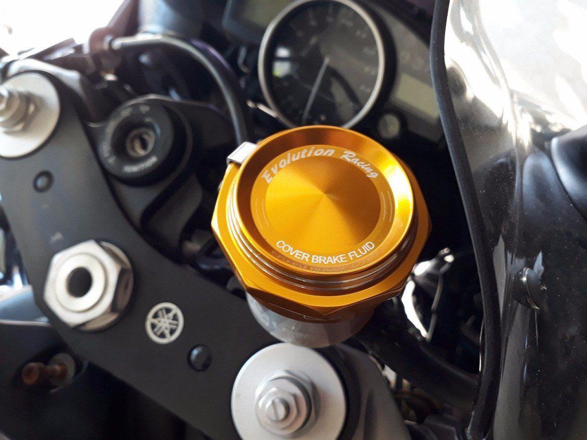 Tampa Do Reservatório Dianteiro Evolution Yamaha YZF R1