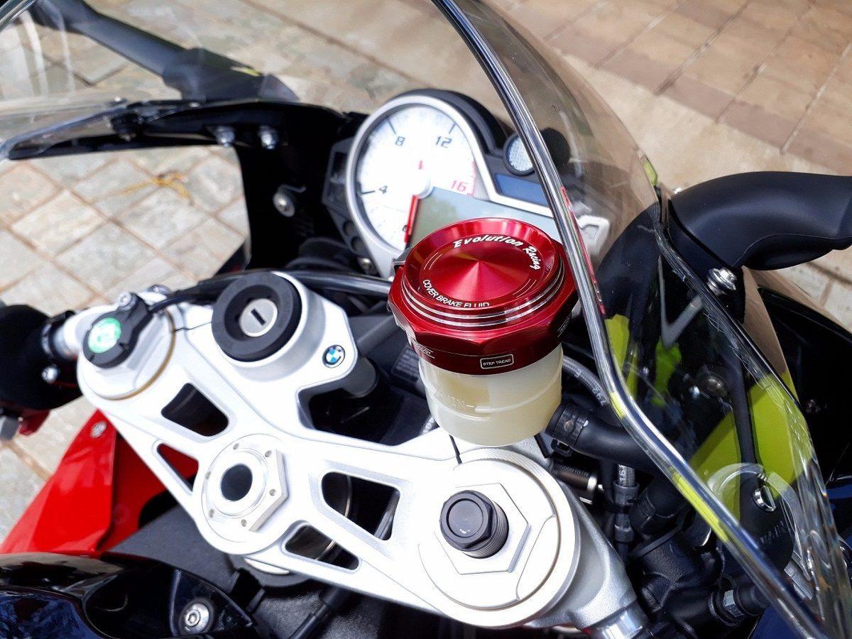 Tampa Do Reservatório Dianteiro Evolution Yamaha YZF R6
