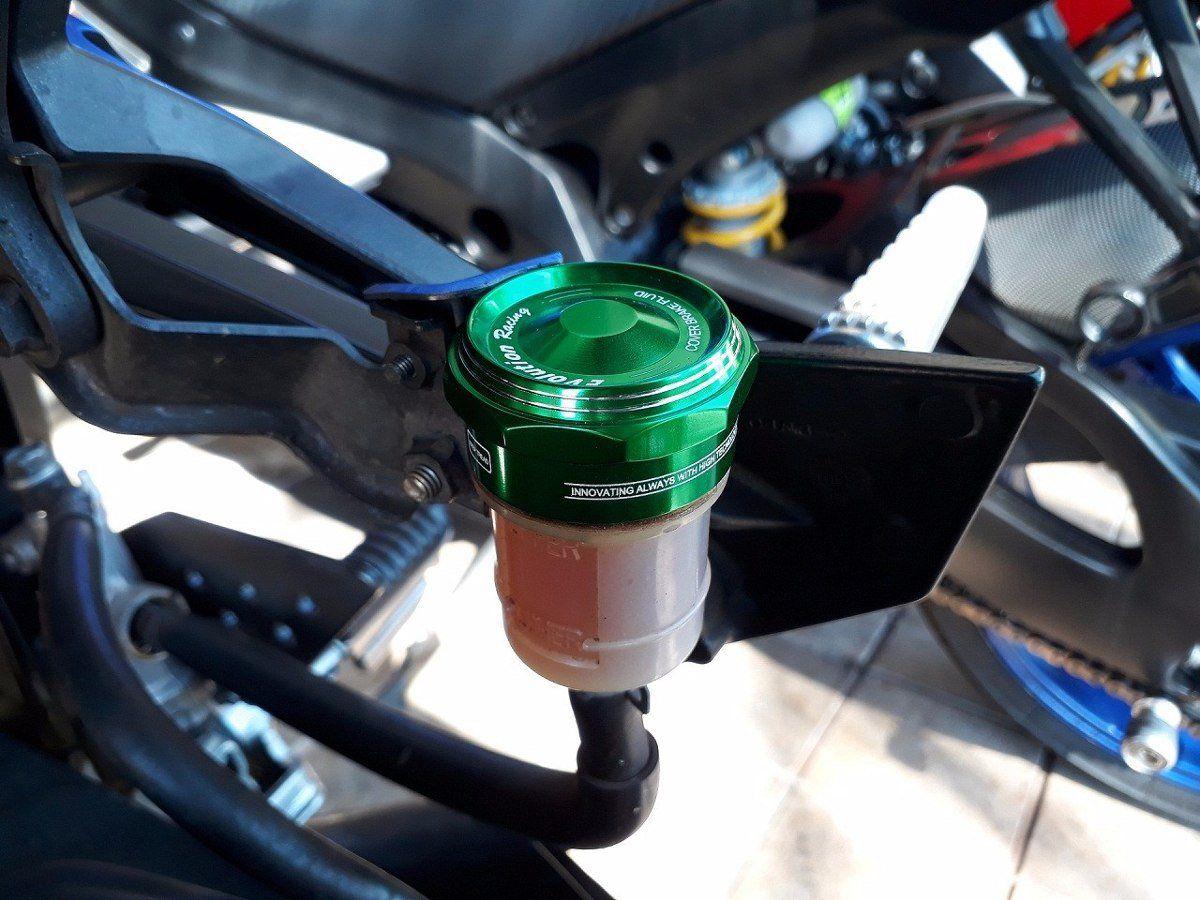 Tampa Do Reservatório Traseiro Evolution Kawasaki ZX10R ZX10