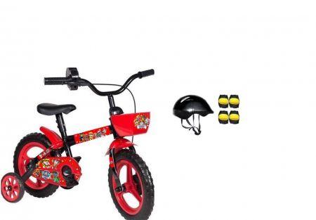 Bicicleta da Patrulha Canina - MARSHALL + Brinde