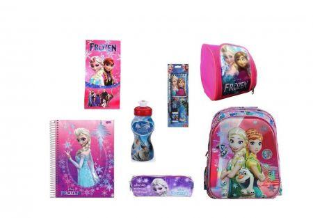 Kit Escolar da Frozen   6 itens