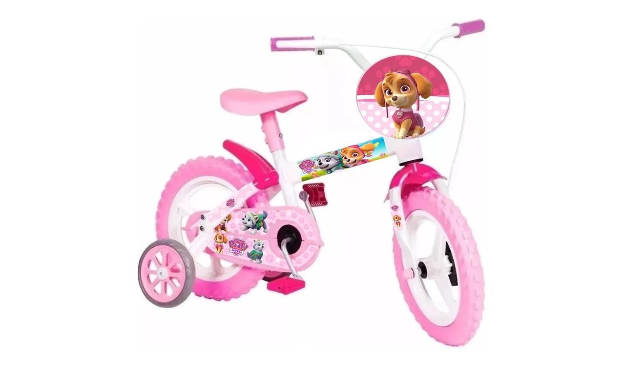 Bicicleta Patrulha Canina Feminina