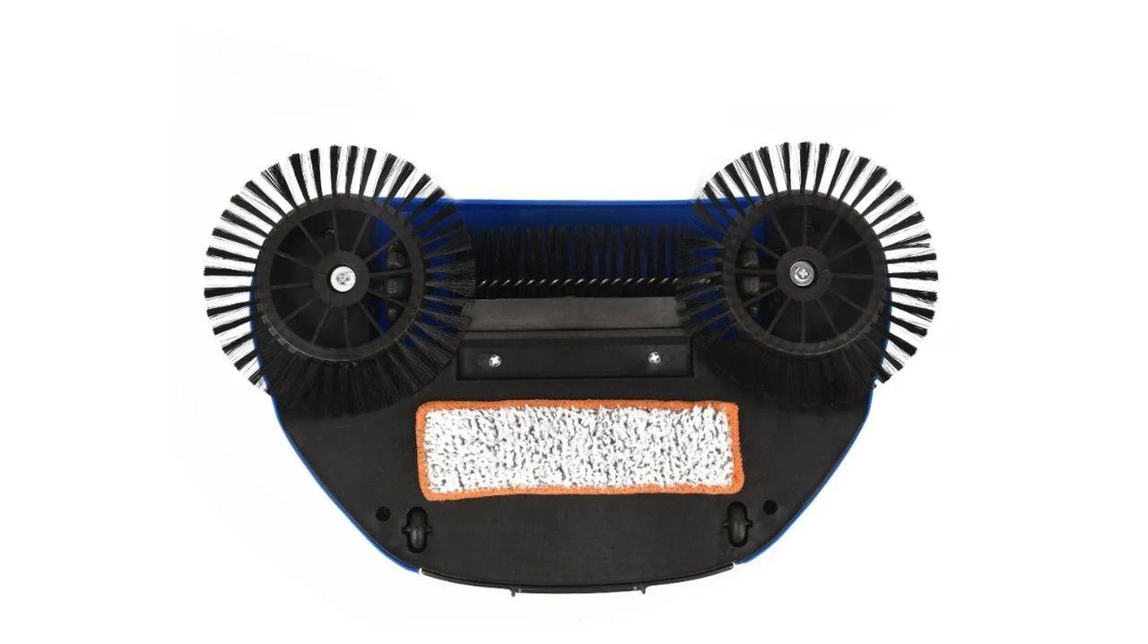 Lixeira Aço Inox - 12L - 7 itens