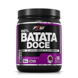 BATATA DOCE FTW  - 500g
