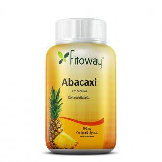 ABACAXI FITOWAY - 60 CÁPSULAS