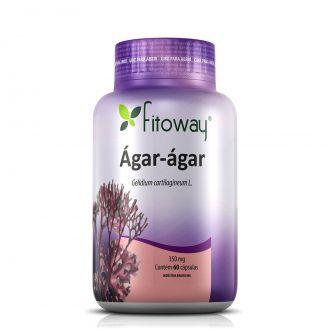 ÁGAR - ÁGAR FITOWAY - 60 CÁPSULAS