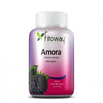 AMORA FITOWAY - 60 CÁPS