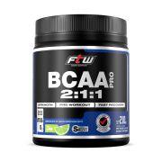 BCAA PRO FTW  - 210G - SABORES UVA OU LIMÃO