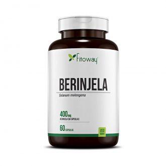 BERINJELA FITOWAY FARMA - 60 CAPS