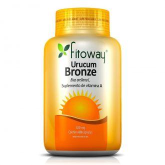 BRONZE FITOWAY - 60 CAPS