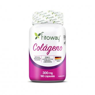 COLÁGENO FITOWAY - 180 CÁPS