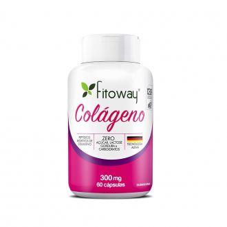 COLÁGENO FITOWAY - 60 CÁPSULAS