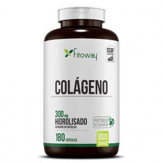 COLÁGENO FITOWAY CLEAN - 180 CÁPS