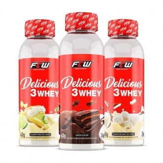 DELICIOUS WHEY FTW – 40g