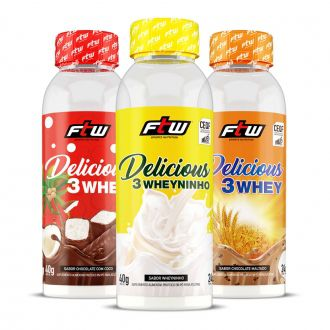DELICIOUS WHEY FTW  40g