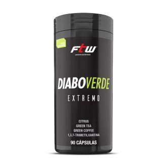 DIABO VERDE EXTREMO - 90 CÁPS