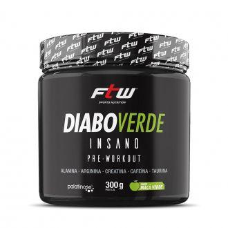 DIABO VERDE INSANO - 300g