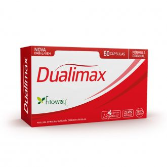 DUALIMAX - FITOWAY CLEAN 60 CÁPS
