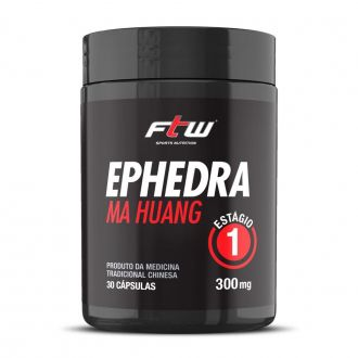 EPHEDRA FTW - 30 CÁPS