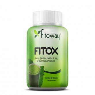 FITOX FITOWAY - 60 CÁPSULAS