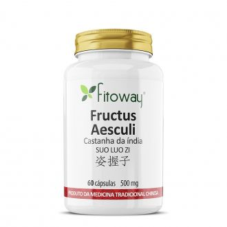FRUCTUS AESCULI FITOWAY - 60 CÁPS