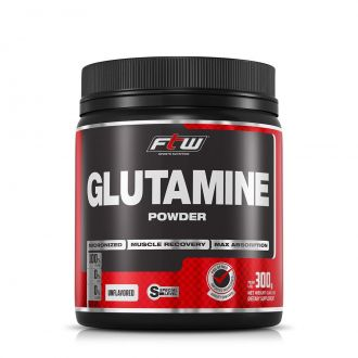 GLUTAMINA POWDER FTW 300G