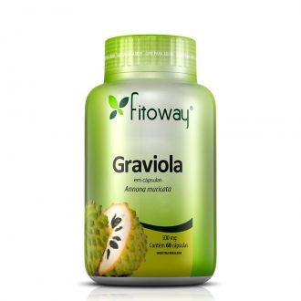 GRAVIOLA FITOWAY - 60 CÁPS