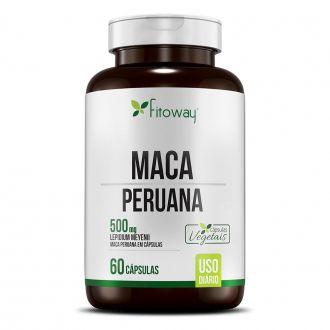 MACA PERUANA - FITOWAY FARMA