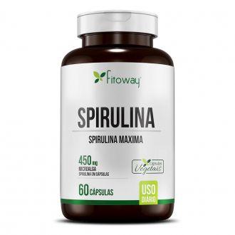 SPIRULINA - FITOWAY FARMA