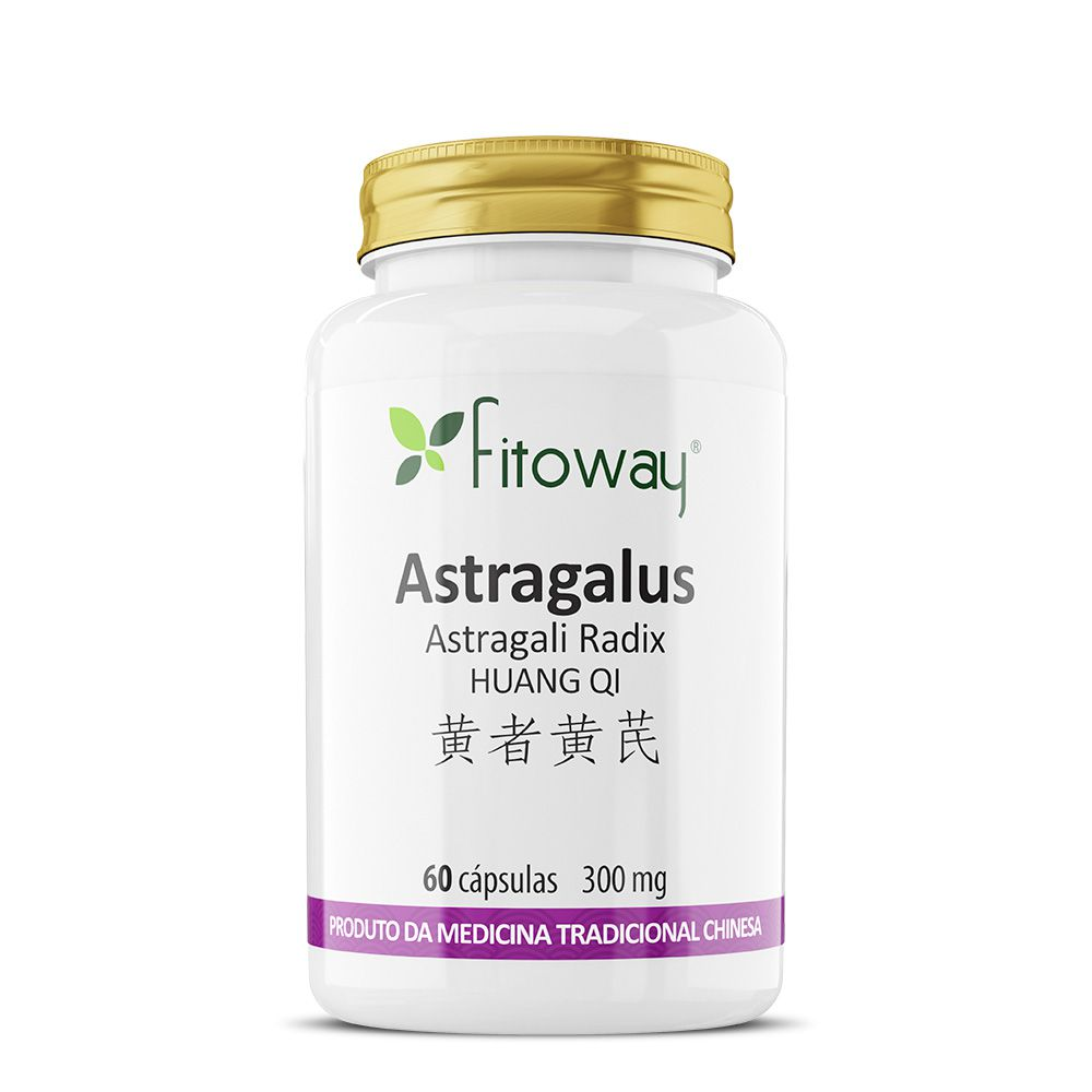 ASTRAGALUS  FITOWAY - 60 CÁPS